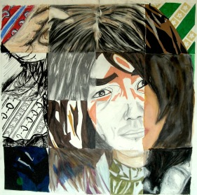 Pop Self Portrait 2009